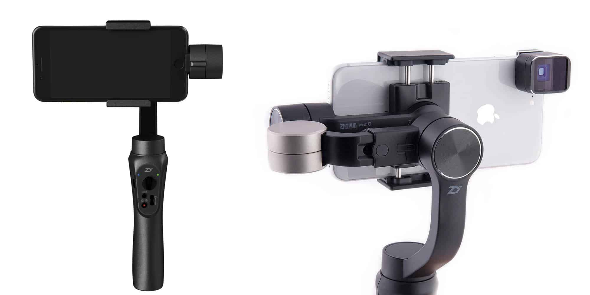 featured image for zhiyun smooth q review