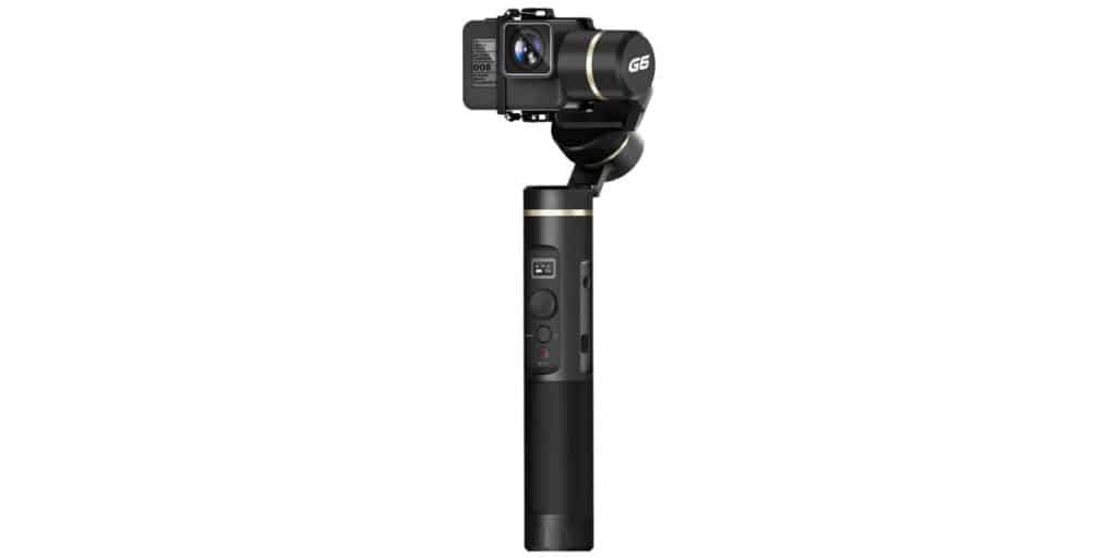 feiyu g6 gimbal for gopro and other action cameras
