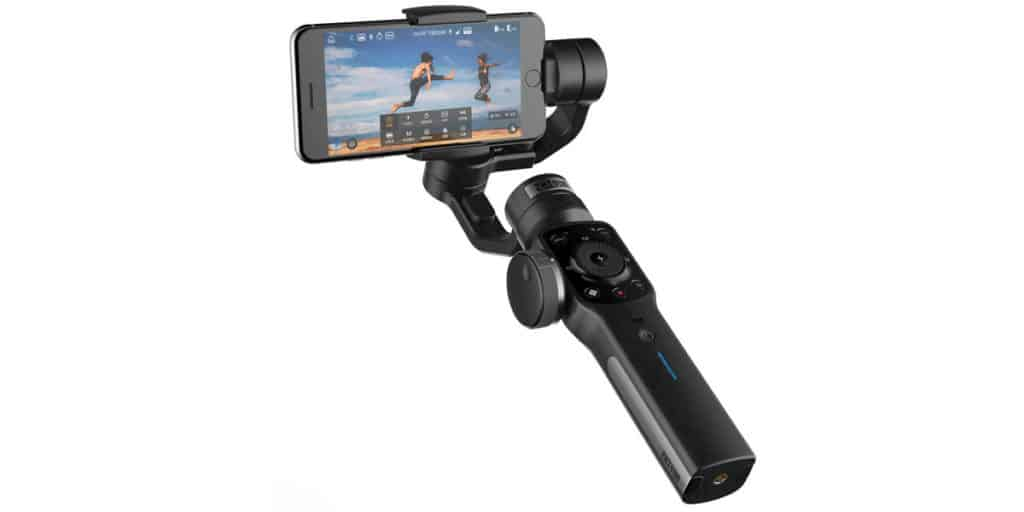 Zhiyun Smooth 4 Smartphone Gimbal (also compatible with GoPro)